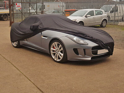 Jaguar F-Type Coupe & Convertible 2013 onwards SuperSoftPRO indoor car cover