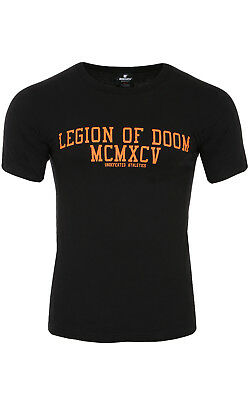 UNDEFEATED Legion Of Doom Shirt Herren T-Shirt Freizeitshirt Schwarz 5900563