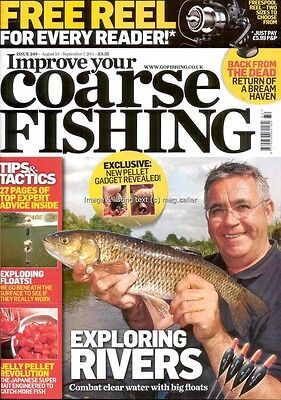 Improve Your Coarse Fishing August September 2011