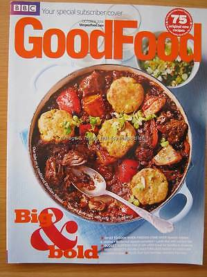 BBC Good Food magazine October 2014 Mary Berry Masterclass Budget Suppers