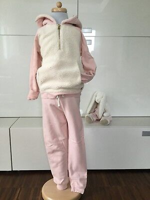 AMERICAN OUTFITTERS weiche Sweatpants Gr.6/116 zart rosé TOP