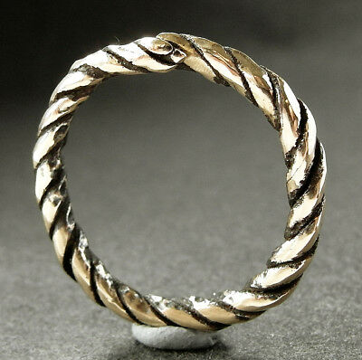 GENUINE VIKING-BRONZE RING - wearable - pls read descrip