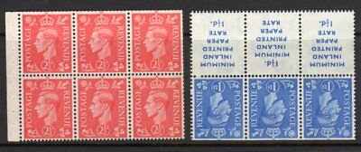 Booklet Panes UNMOUNTED/M/MINT(370)