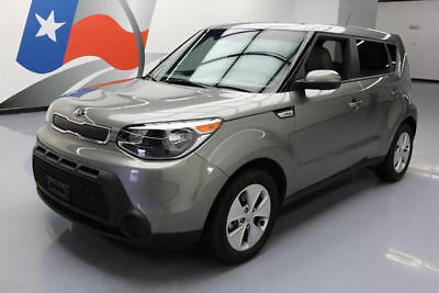 2016 Kia Soul  2016 KIA SOUL AUTO CRUISE CTRL BLUETOOTH ALLOYS 10K MI #305991 Texas Direct Auto