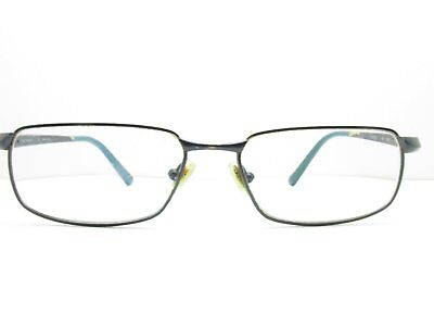bb734420b1 Nike NIKE 6024 407 Titanium Rectangular EYEGLASSES FRAMES 55-16-140 TV6  21426