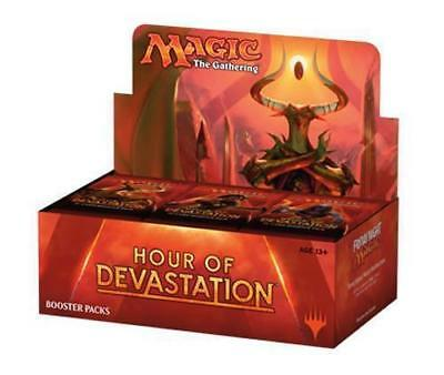 Hour of Devastation Factory Sealed Booster Box (36 boosters) MTG Magic ENGLISH