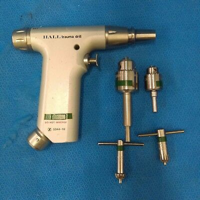 Zimmer Hall Surgical 5044-10 Trauma Drill  Pneumatic