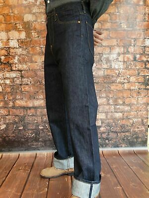 Quartermaster Denim Jeans 30er Jahre Style Rockabilly US Army Nose Art Rugged