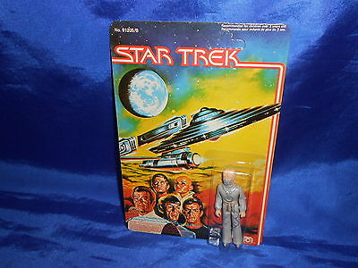 Star Trek Motion Picture Zaranite Unpunched Sealed Canadian Card Grand Toys 1979