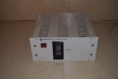 Eurotherm Bakeout Control Bakeout Temperature Controller