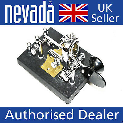 Vibroplex Vibrokeyer Standard (Black) Single lever paddle ECO-BLACK   NEW !