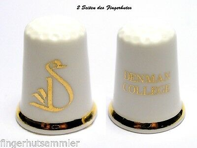 Fingerhut Thimble - Denman College
