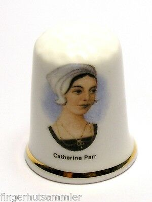 Fingerhut Thimble - Catherine Parr