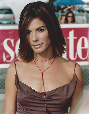 Sandra Bullock 8 X 10 Photo With Ultra Pro Toploader