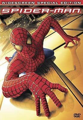 Spider-Man (DVD, 2002, 2-Disc Set, Special Edition Widescreen) NEW