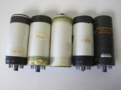 Lot Of 5 Xp 2230/H 5759 5833 5748 5448 Amperex Photomultiplier Tube Guarantee