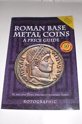 ROMAN BASE METAL COINS - A PRICE GUIDE  Updated Expanded Edition