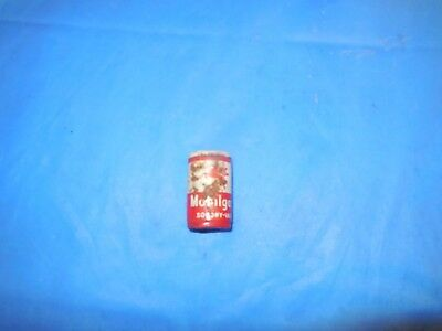 Mobilgas Socony-Vaccuum Minature Tin Oil Can!! Very Rare Find!! Must See!!