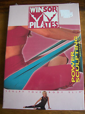 Winsor Pilates DVD Power Sculpting   with resistance