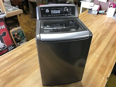 salesman sample LG wash machine direct drive working model