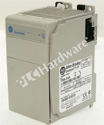 Allen Bradley 1769-PA4 /A CompactLogix Power Supply 120/240V AC