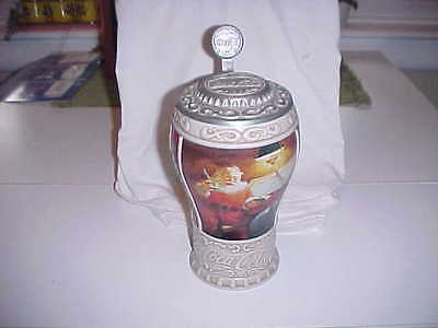 "1996 Coca Cola ""good Boys And Girls"" Christmas Stein C-1000"