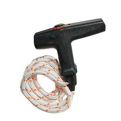 Recoil Starter Handle 1m/3.28ft Rope Pull Cord Fit for Stihl 038/039/041/044/046
