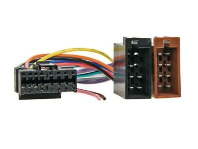 RADIO-ANSCHLUSS-KABEL FOR for Sony Car Radios 16-polig ON ISO ...