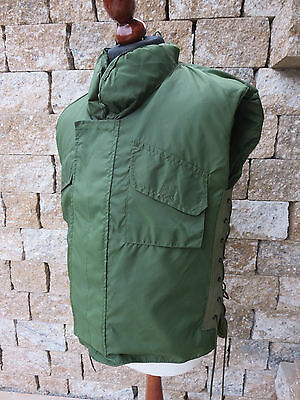 US Army Splitterschutz Weste Protection Vest Vietnam NAM Reforger Paintball Gr 1