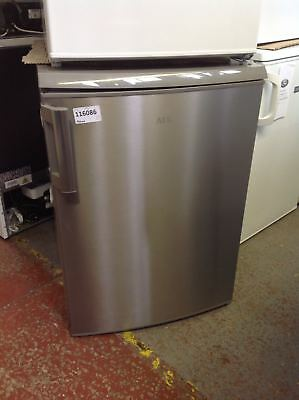 *AEG RTB81521AX Fridge - Stainless Steel #116086