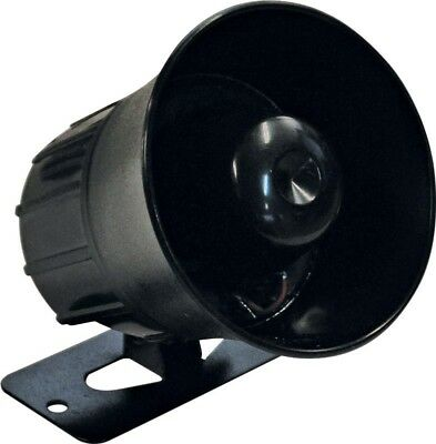 Altai High Powered 6 Tone Electronic Siren with 6 Alarm Sounds