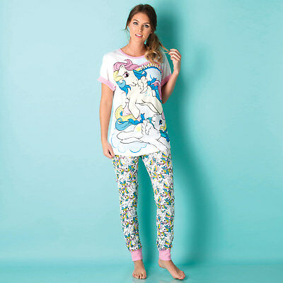 Womens Hasbro My Little Pony Pyjamas In Pink From Get The Label