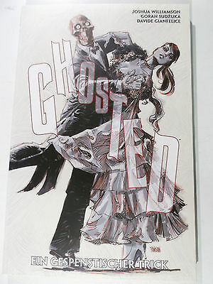 GHOSTED # 3 ( Panini Paperback Softcover )