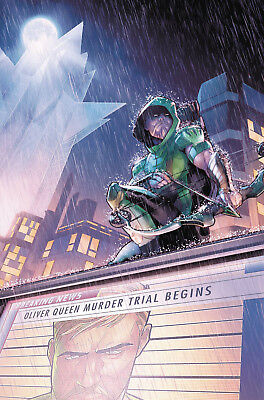 Green Arrow #33 Preorder No Extra P&p Near Mint First Print Bagged And Boarded