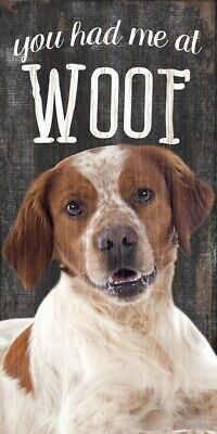 Brittany Sign – You Had me at WOOF 5×10
