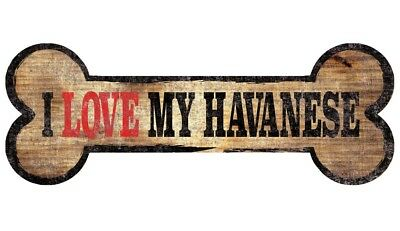 Havanese Sign – I Love My Bone 3×10