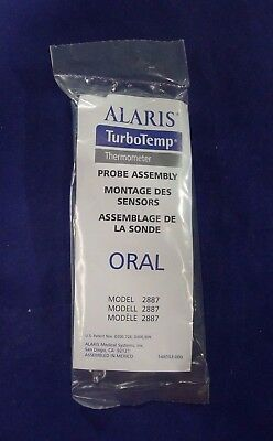 Alaris 2887 Turbo Temp Oral Thermometer Probe Assembly NEW