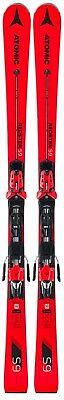 Skiing Ski Race Carve Slalom ATOMIC REDSTER S 9 + Suitable for 14 TL RS 2017/