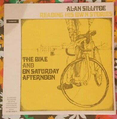 Alan Sillitoe The Bike And On Saturday Afternoon 1968