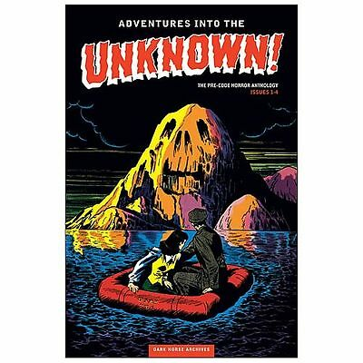 NEW Adventures Into The Unknown Dark Horse Archives HC Volume 1 FREE USA SHIP