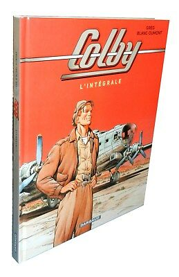 Integrale - Dargaud - Colby - L'integrale - Greg / Blanc-Dumont