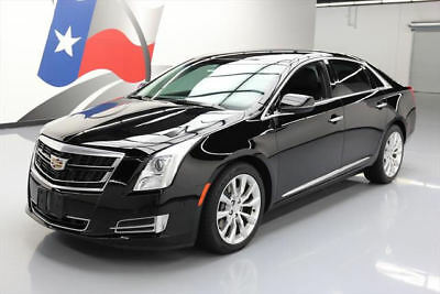2016 Cadillac XTS Luxury Sedan 4-Door 2016 CADILLAC XTS LUX CLIMATE SEATS NAV REAR CAM 15K MI #164670 Texas Direct