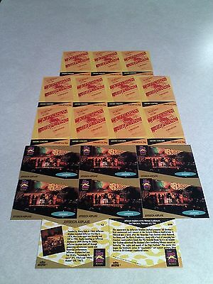 *****Jefferson Airplane*****  Lot of 50 cards.....5 DIFFERENT