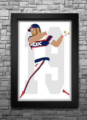 Vintage chicago white sox jersey 90s starter cooperstown for Minimal art gregory battcock
