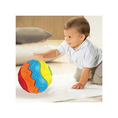 Colorful Baby Kids Grasping Ball Puzzle Assembly Early Educational Toy Gift