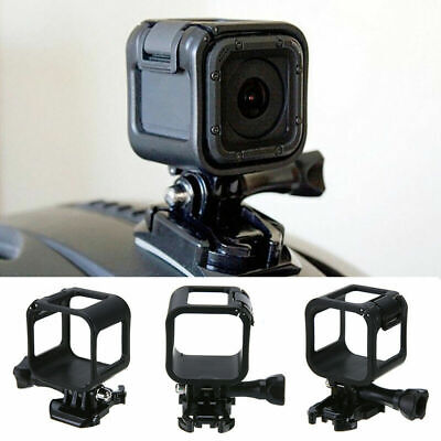 Protector Housing Case Frame Mount Stand For Gopro Hero 4 5 Session Camera Black