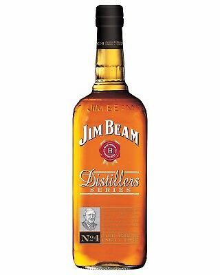 Jim Beam Distiller's Edition No 4 Bourbon 700mL