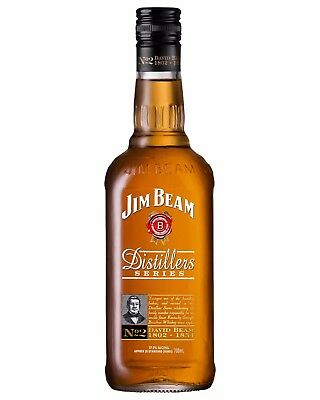 Jim Beam Distiller's Edition No 2 Bourbon 700mL