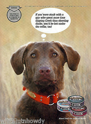 2002 CHESAPEAKE BAY RETRIEVER~Hot Under Collar~Creek AD