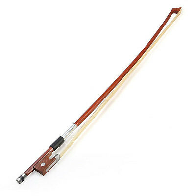 57cm Professional Violin Bow Music Instrument Tool1/4 Round Stick Horsehair